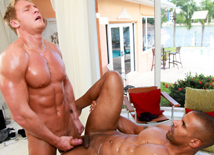 Hot Jocks Massage Each Other